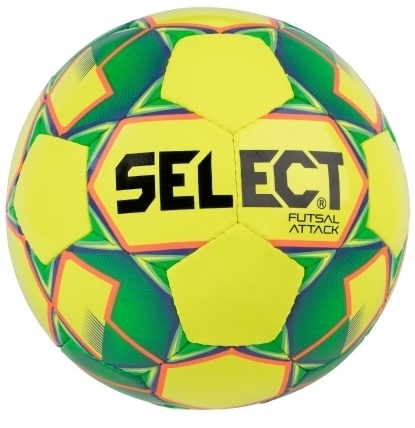 Мяч для футзала Select Futsal Attack Shiny