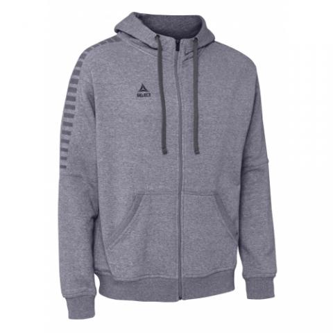 Реглан Select Torino zip hoodie