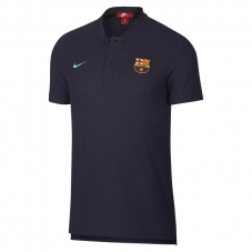Поло Nike FC Barcelona Authentic Grand Slam Men's Polo