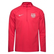 Реглан Nike Barcelona Training Shirt Shield Squad 1/4 Zip