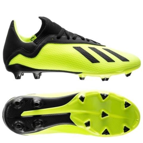 Бутси Adidas X 18.3 FG JR