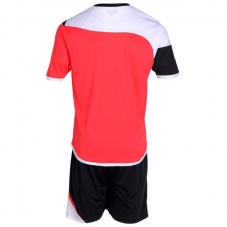 Комплект футбольної форми Zeus KIT LYBRA UOMO RE/NE