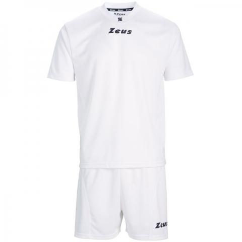 Комплект футбольної форми Zeus KIT PROMO BIANC