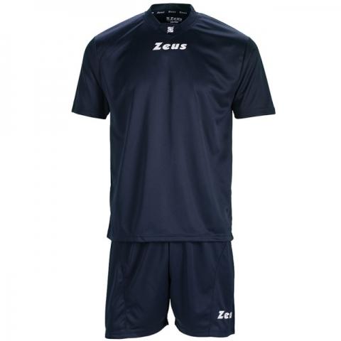 Комплект футбольної форми Zeus KIT PROMO BLU