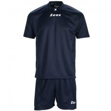 Комплект футбольной формы Zeus KIT PROMO BLU