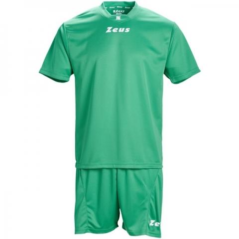 Комплект футбольної форми Zeus KIT PROMO VERDE