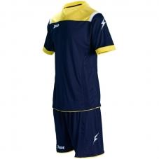 Комплект футбольної форми Zeus KIT VESUVIO BL/GI