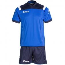 Комплект футбольної форми Zeus KIT VESUVIO BL/RO