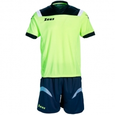 Комплект футбольної форми Zeus KIT VESUVIO NE/GF