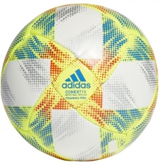 М'яч для футболу Adidas Conext 19 Training Pro