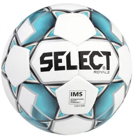 М'яч для футболу Select ROYALE IMS