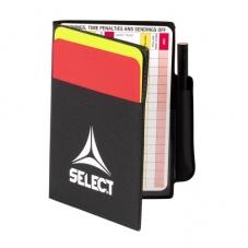Судейские карточки Select REFEREE CARD SET