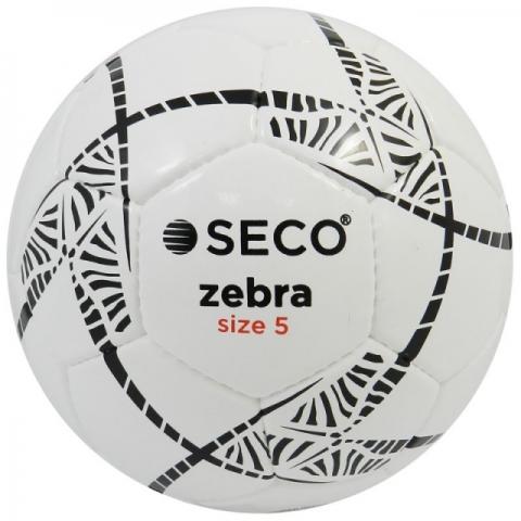 М'яч для футболу SECO Zebra розмір 5