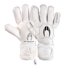 Воротарські рукавиці HO Soccer Premier Guerrero Negative White