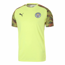 Футболка Puma Manchester City Training Jersey 19
