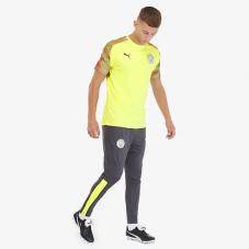 Футболка Puma Manchester City Training Jersey 19