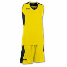 Комплект жіночої баскетбольної форми Joma SET SPACE