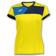 Футболка ігрова жіноча Joma CREW II