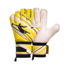 Воротарські рукавиці Brave GK Phantom Yellow/White