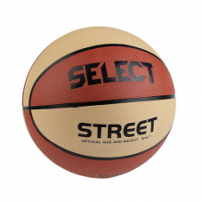 М'яч для баскетболу Select Basket Street 205770-208