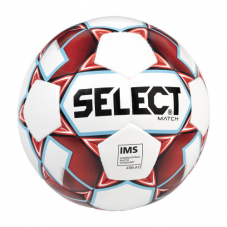 М'яч для футболу Select Match IMS 387534-018
