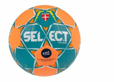М'яч для гандболу Select Mundo 166285-213