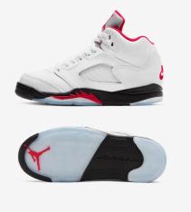 Кросівки дитячі Jordan 5 Retro (PS) 440889-102