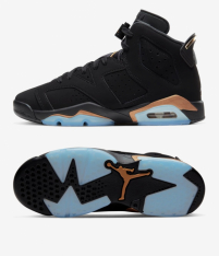 Кросівки дитячі Nike Air Jordan 6 Retro DMP (GS) CT4964-007