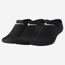 Шкарпетки Nike Everyday Older Kids' Cushioned No-Show Socks (3PR) SX6843-010