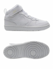 Кросівки дитячі Nike Court Borough Mid 2 (PSV) CD7783-100