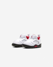 Кросівки дитячі Jordan 5 Retro Little Flex Baby and Toddler Shoe CK1228-100