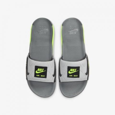 Шльопанці Nike Air Max 90 Men's Slide BQ4635-001