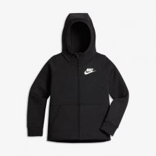 Реглан дитячий Nike Girls Sportswear Hoodie FZ 939459-010
