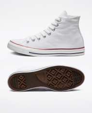 Кеди Converse All Star Hi Optical White M7650C