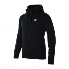 Реглан Nike Sportswear Club Fleece Men's Full-Zip Hoodie BV2645-010