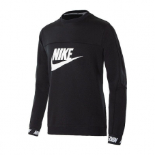 Реглан Nike Men's Sportswear Hybrid Fleece Crew Bb CW5383-010