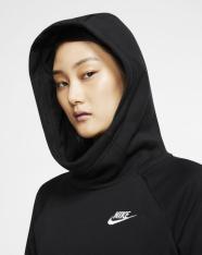 Реглан жіночий Nike Sportswear Essential Women's Funnel-Neck Fleece Pullover Hoodie BV4116-010