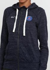 Реглан жіночий Nike PSG Womens Sportswear Gym Vintage Hoodie Cre 892182-475
