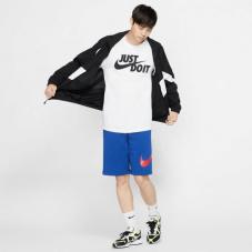 Футболка Nike Men's Sportswear Tee Just Do It Swoosh AR5006-100