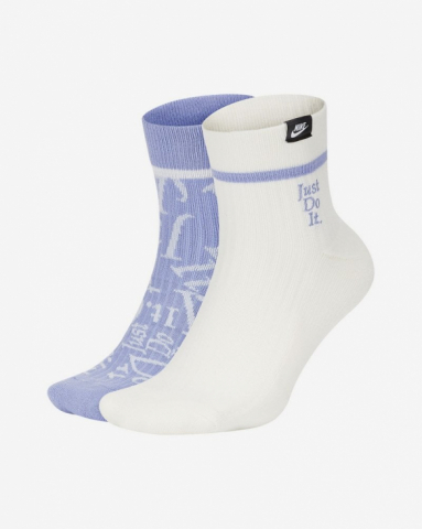 Шкарпетки Nike SNEAKR Sox JDI Ankle Socks (2 Pairs) SK0101-910