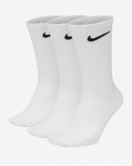 Шкарпетки Nike Everyday Lightweight Training Crew Socks (3 Pairs) SX7676-100