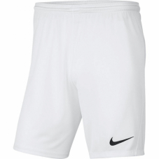 Шорти ігрові Nike Dri-FIT Park 3 Men's Knit Football Shorts BV6855-100