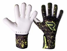 Воротарські рукавиці Redline Space Black Lime RLM34