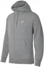 Реглан Nike Sportswear Club Men's Full-Zip Hoodie BV2648-063