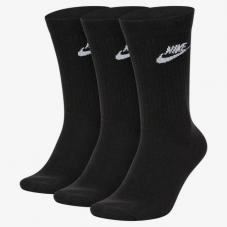 Шкарпетки Nike Sportswear Everyday Essential Crew Socks (3 Pairs) SK0109-010