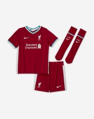Комплект дитячої футбольної форми Nike Liverpool FC 2020/21 Home CZ2655-687