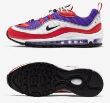 Кросівки жіночі Nike W Air Max 98 AH6799-501