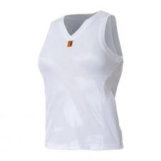 Футболка для тенісу жіноча Nike Court Dri-FIT Slam Women's Tennis Tank CK8285-100