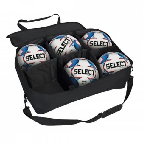 Сумка для гандбольних м'ячів Select Match Ball Bag For 6 Handballs 819900-010