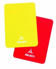 Суддівські картки Select Referee cards 749090-205
